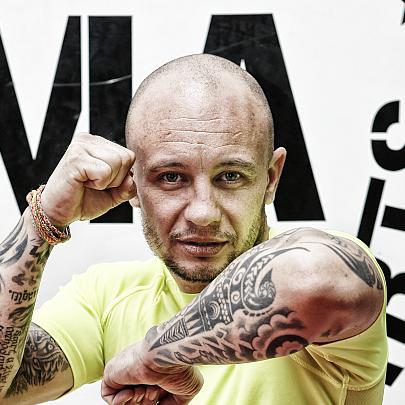 Martin Míča - trenér ThaiBox